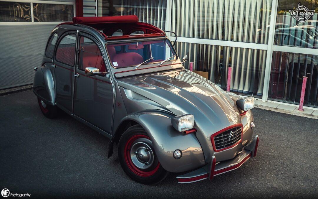'76 Citroën 2CV 4 By Cocquelet – Une Deuche Restomod…?!
