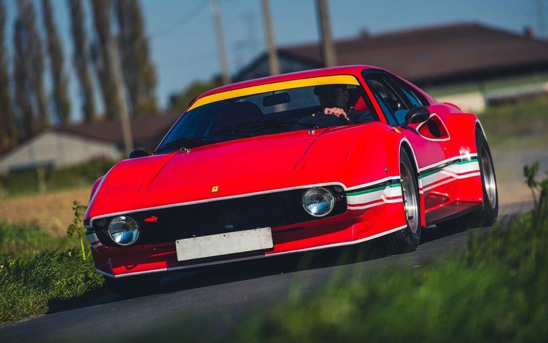 Ferrari 308 GTB LM Evocation – Rencontre avec une inconnue !