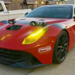 Ferrari F12 Biturbo - Quand Aaron Kaufman et Damon Fryer se fâchent !