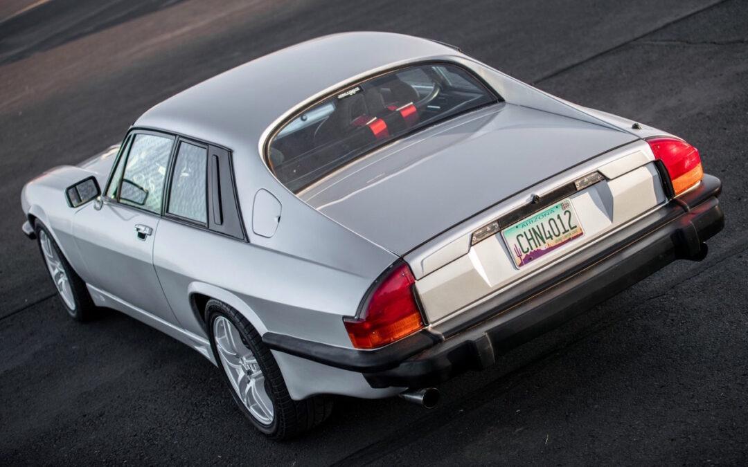 '80 Jaguar XJS en V8 LT1… F**k les protocoles !