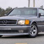 '88 Mercedes 560 SEC AMG - Full options... pour quoi faire ?
