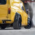 Mini Type R... Here comes the Vtec Van !