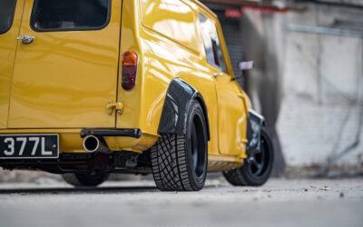 Mini Type R… Here comes the Vtec Van !
