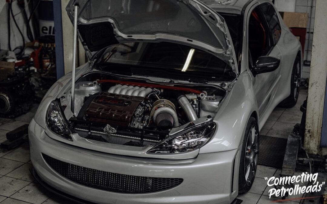 Peugeot 206 V6 Turbo Quattro – Vous n'êtes pas prêts !