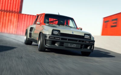 R5 Turbo 3 by Legende Automobiles – The French Touch !