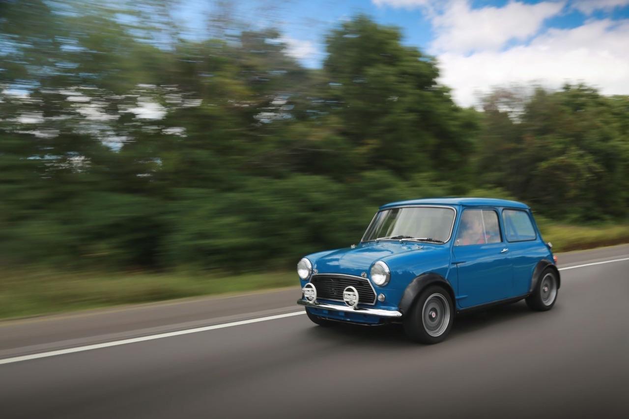 '62 Austin Mini Cooper Vtec... logique ! 11