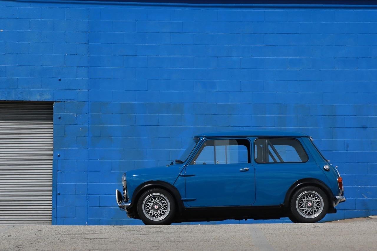 '62 Austin Mini Cooper Vtec... logique ! 13