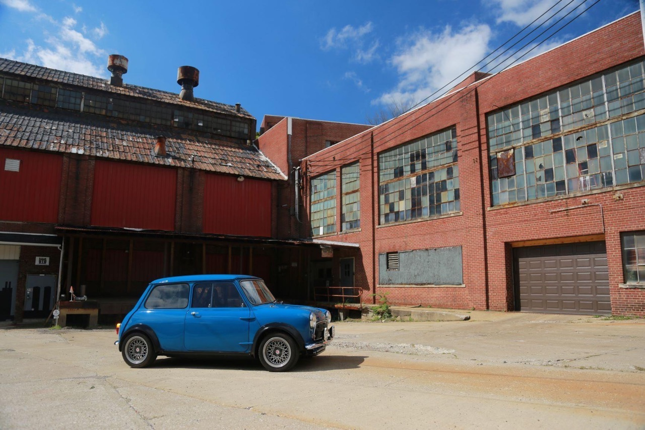 '62 Austin Mini Cooper Vtec... logique ! 9