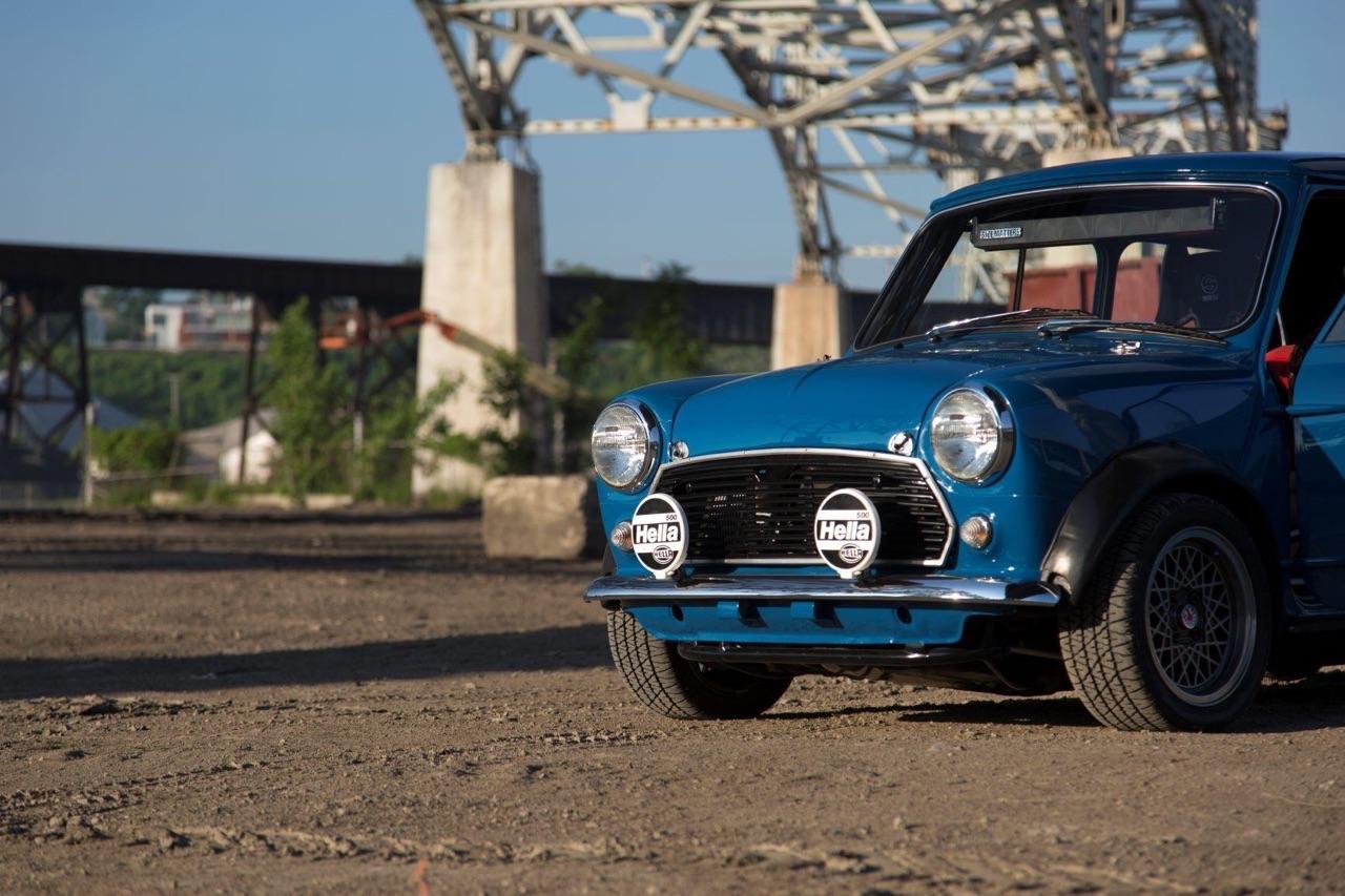 '62 Austin Mini Cooper Vtec... logique ! 7