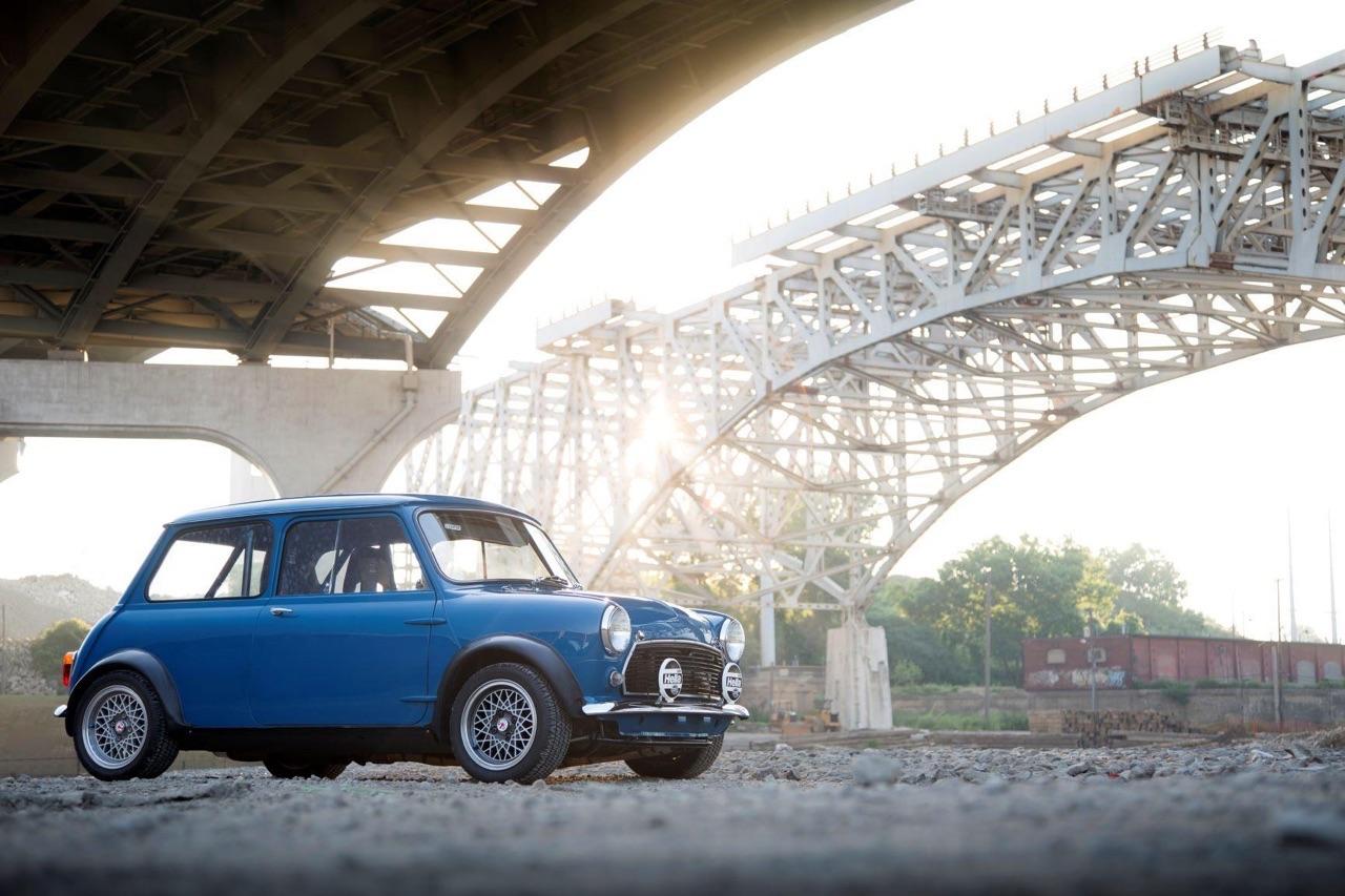 '62 Austin Mini Cooper Vtec... logique ! 1