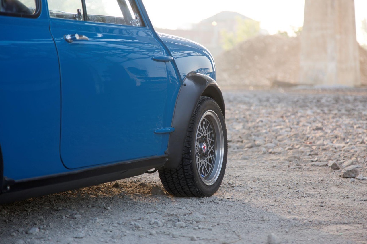 '62 Austin Mini Cooper Vtec... logique ! 5