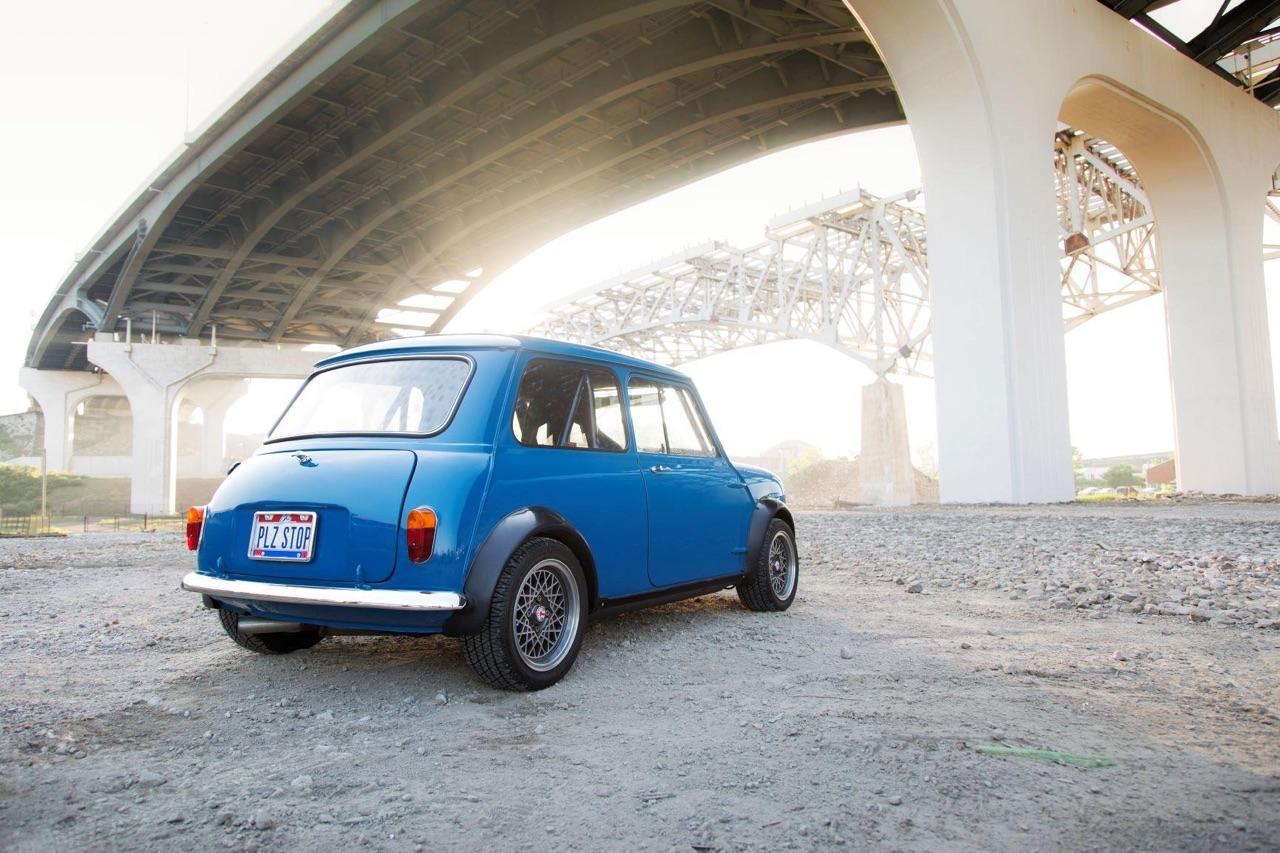 '62 Austin Mini Cooper Vtec... logique ! 6