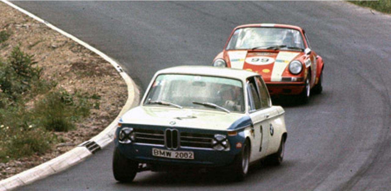 '69 BMW 2002 TiK... Quand l'escargot entre dans la course ! 1