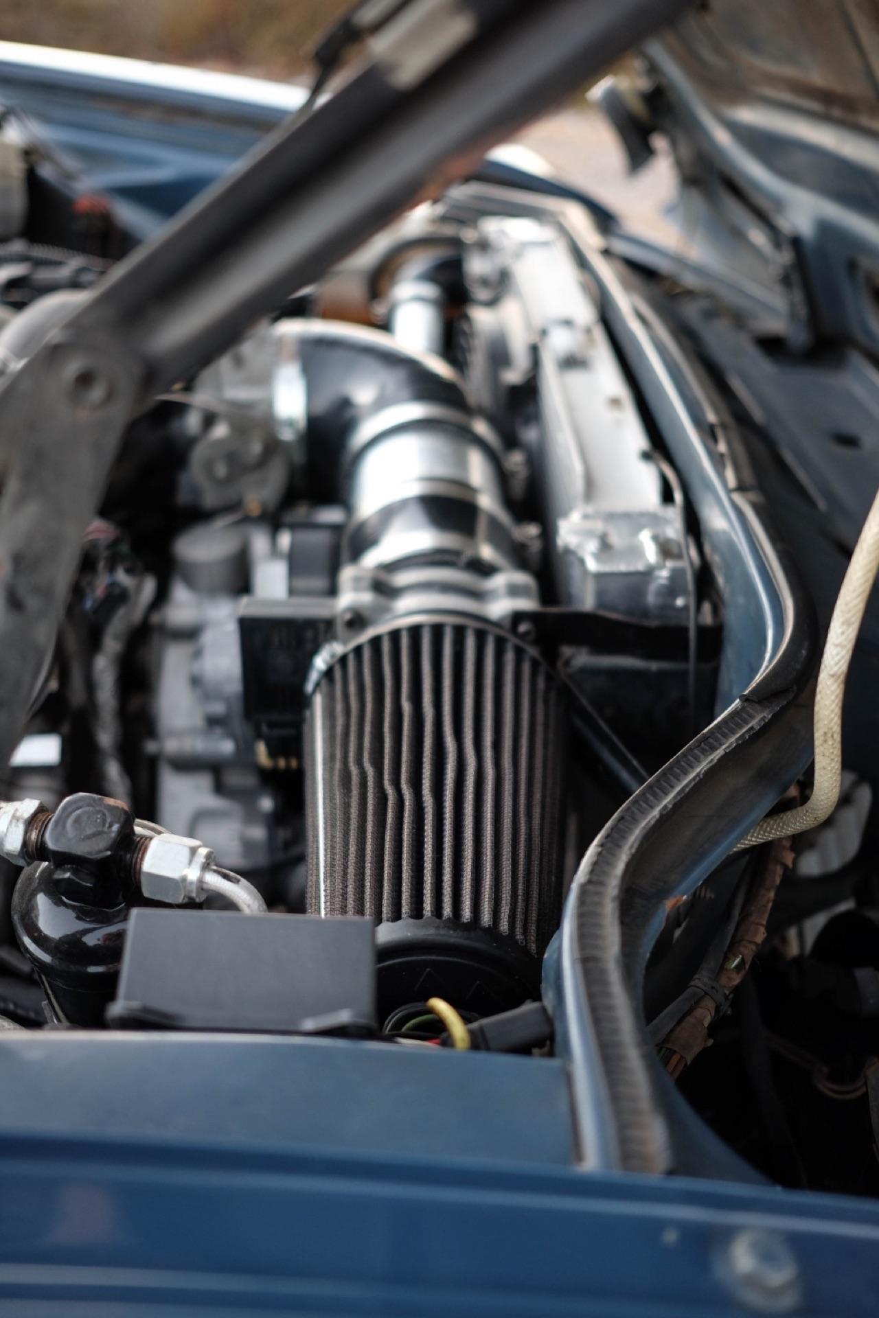 BMW Bavaria en V8 LS1 - Barn find ! 7