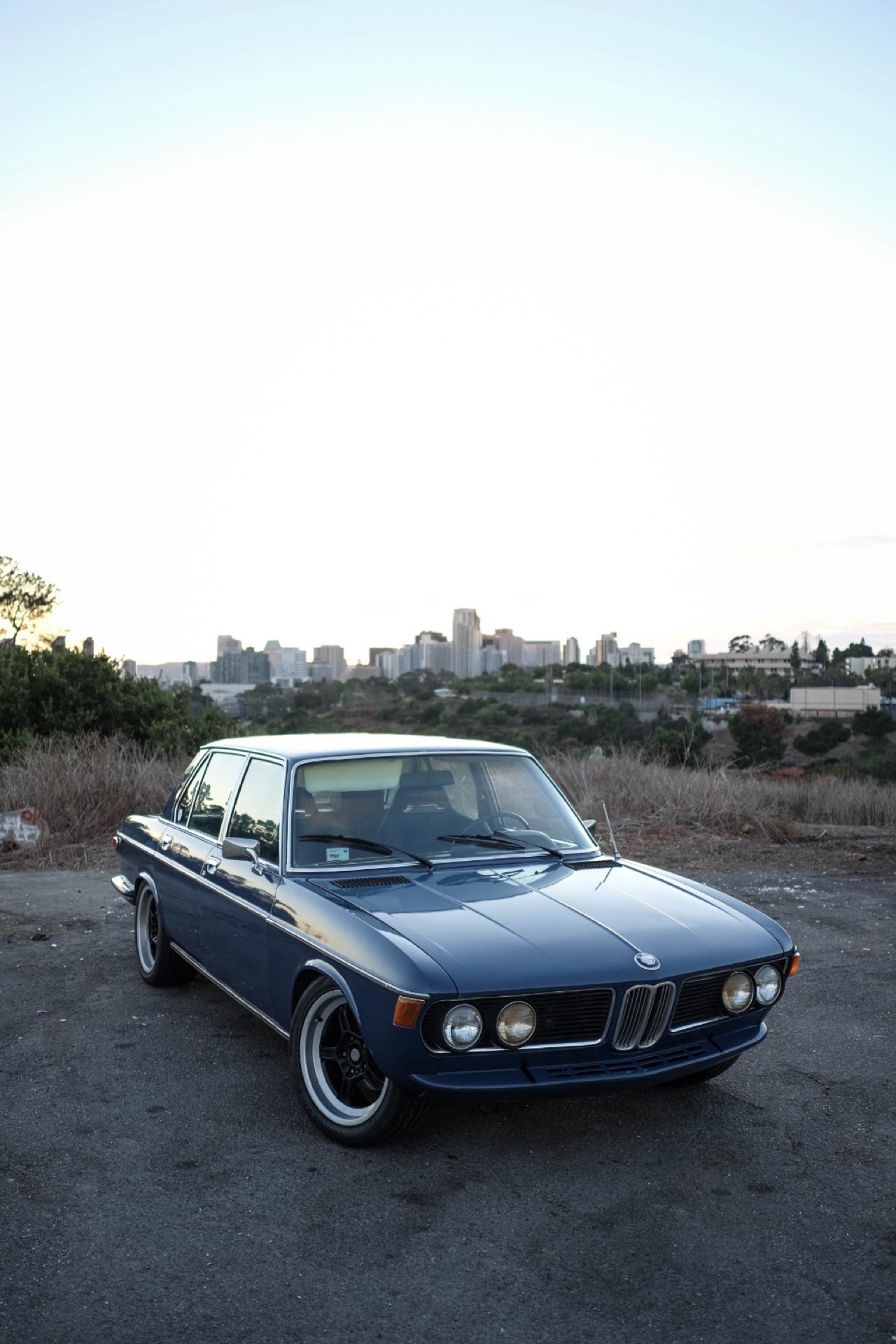 BMW Bavaria en V8 LS1 - Barn find ! 4