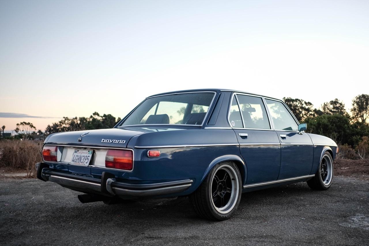 BMW Bavaria en V8 LS1 - Barn find ! 10