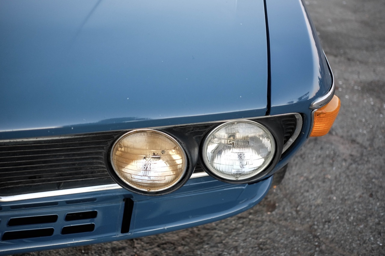 BMW Bavaria en V8 LS1 - Barn find ! 2