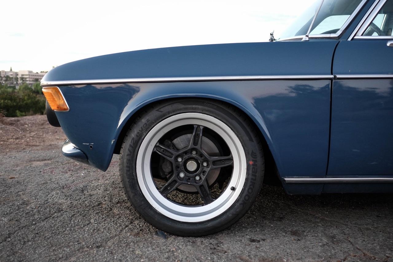 BMW Bavaria en V8 LS1 - Barn find ! 9