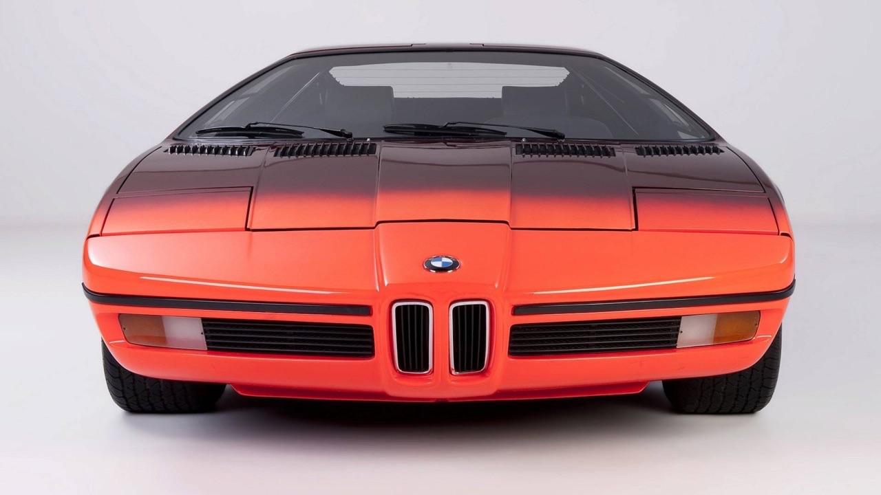 '72 BMW Turbo Concept... Médaille d'or ! 6