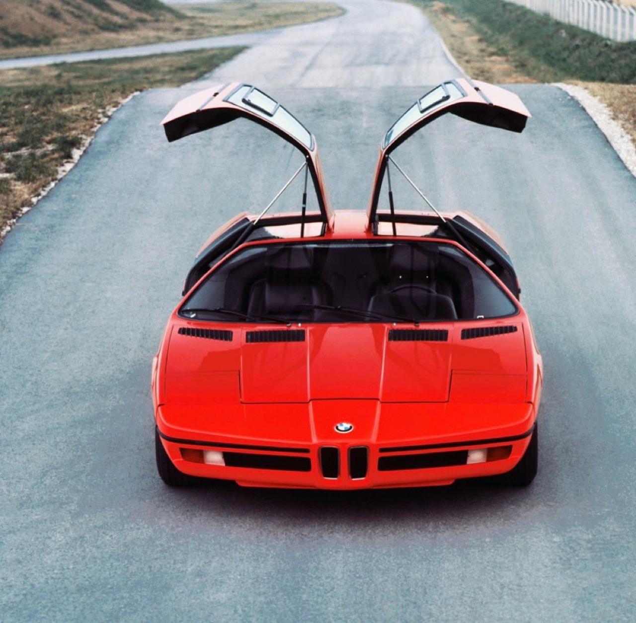 '72 BMW Turbo Concept... Médaille d'or ! 1