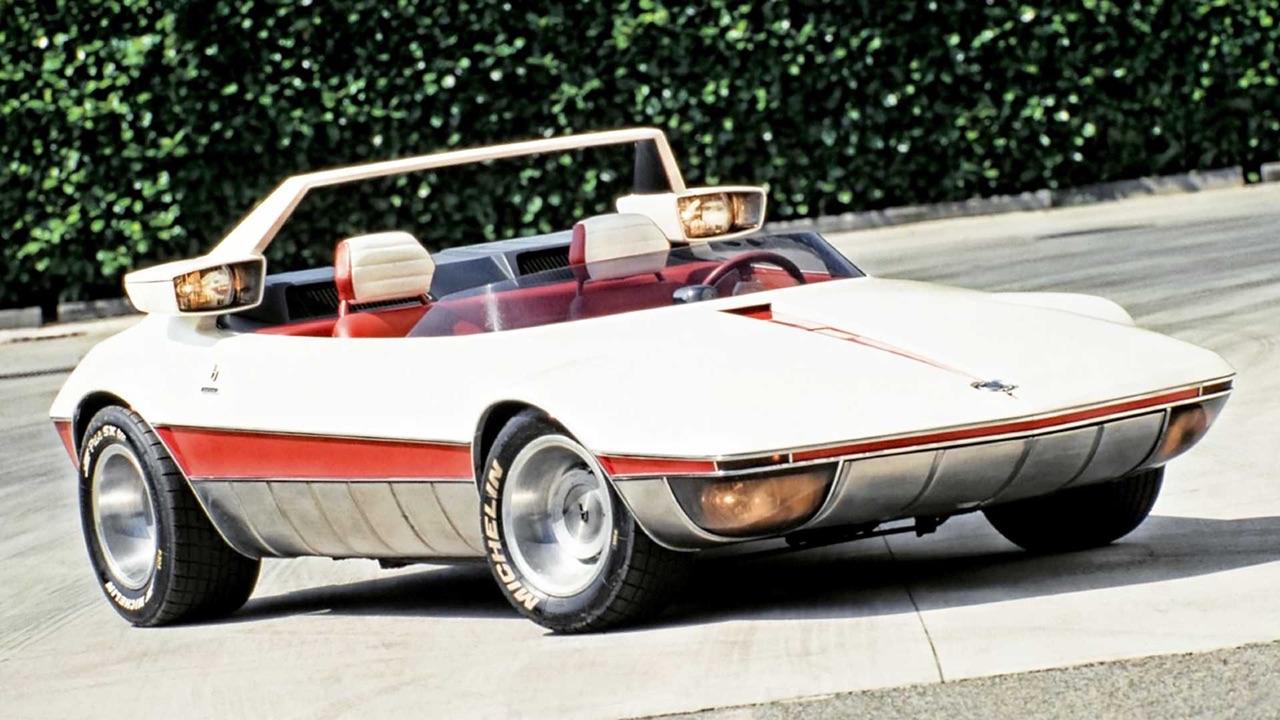 Fiat X1/9 Vtec - Restomod... al dente ! 2