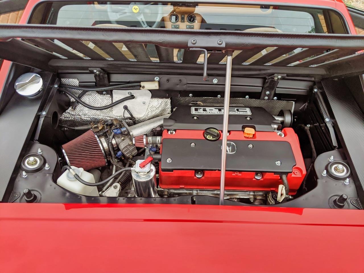 Fiat X1/9 Vtec - Restomod... al dente ! 7