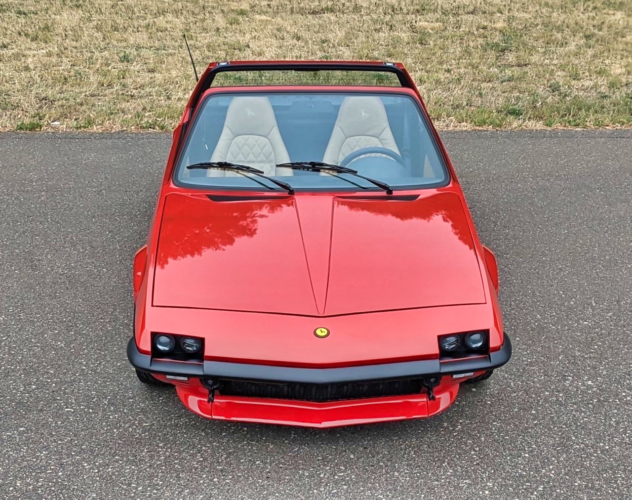 Fiat X1/9 Vtec - Restomod... al dente ! 1