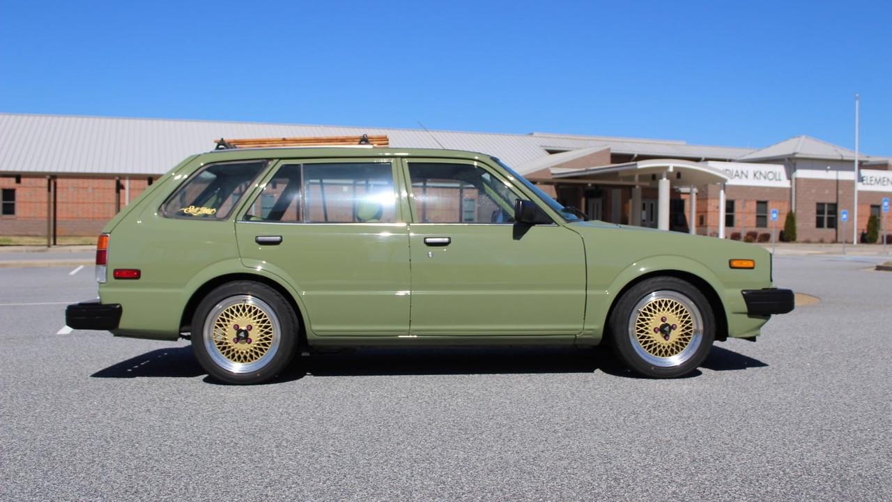 '83 Honda Civic Break - Vous avez dit originale ?! 3