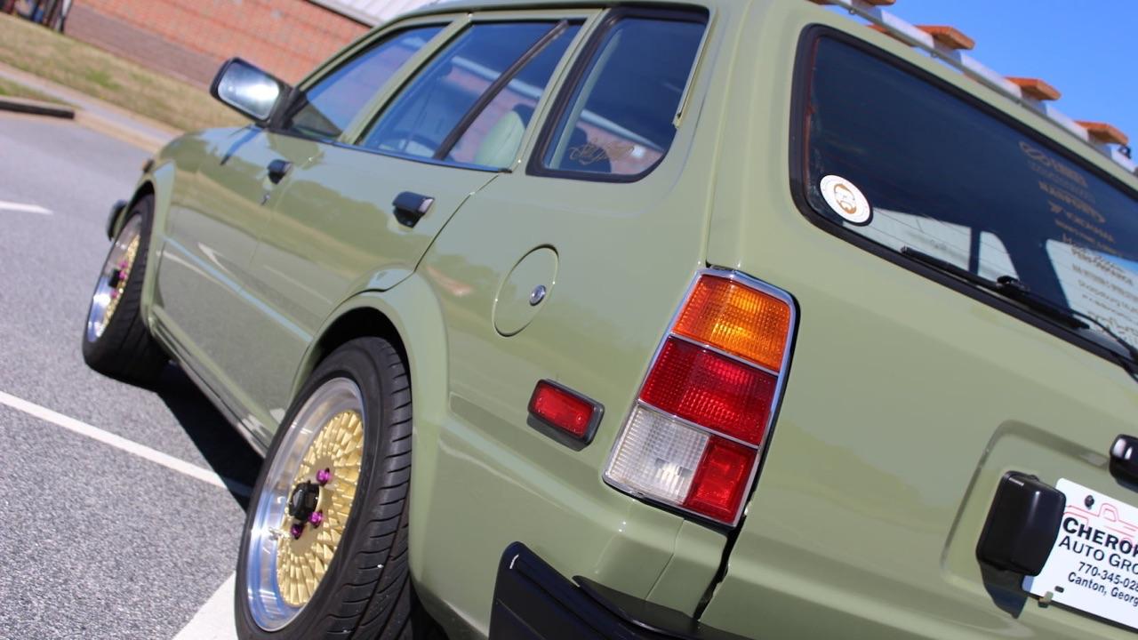 '83 Honda Civic Break - Vous avez dit originale ?! 4