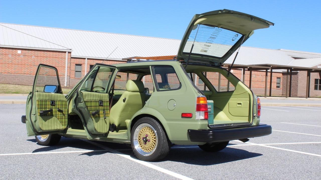 '83 Honda Civic Break - Vous avez dit originale ?! 9