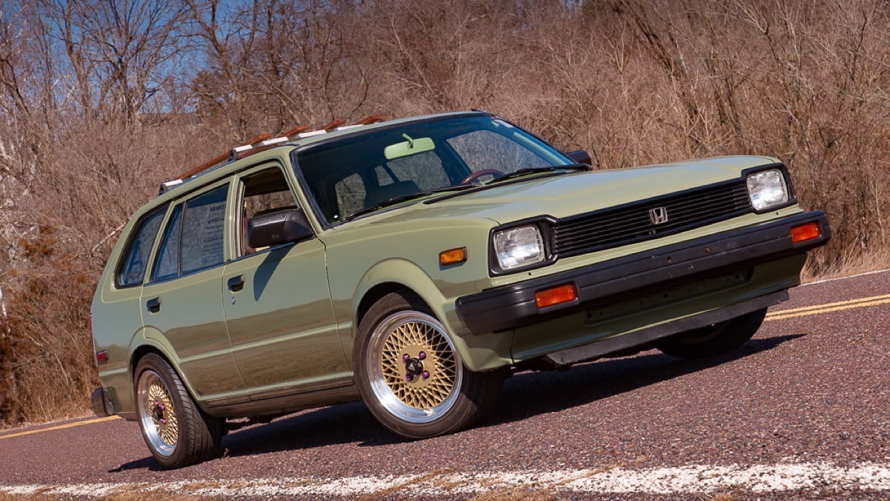 '83 Honda Civic Break - Vous avez dit originale ?! 6
