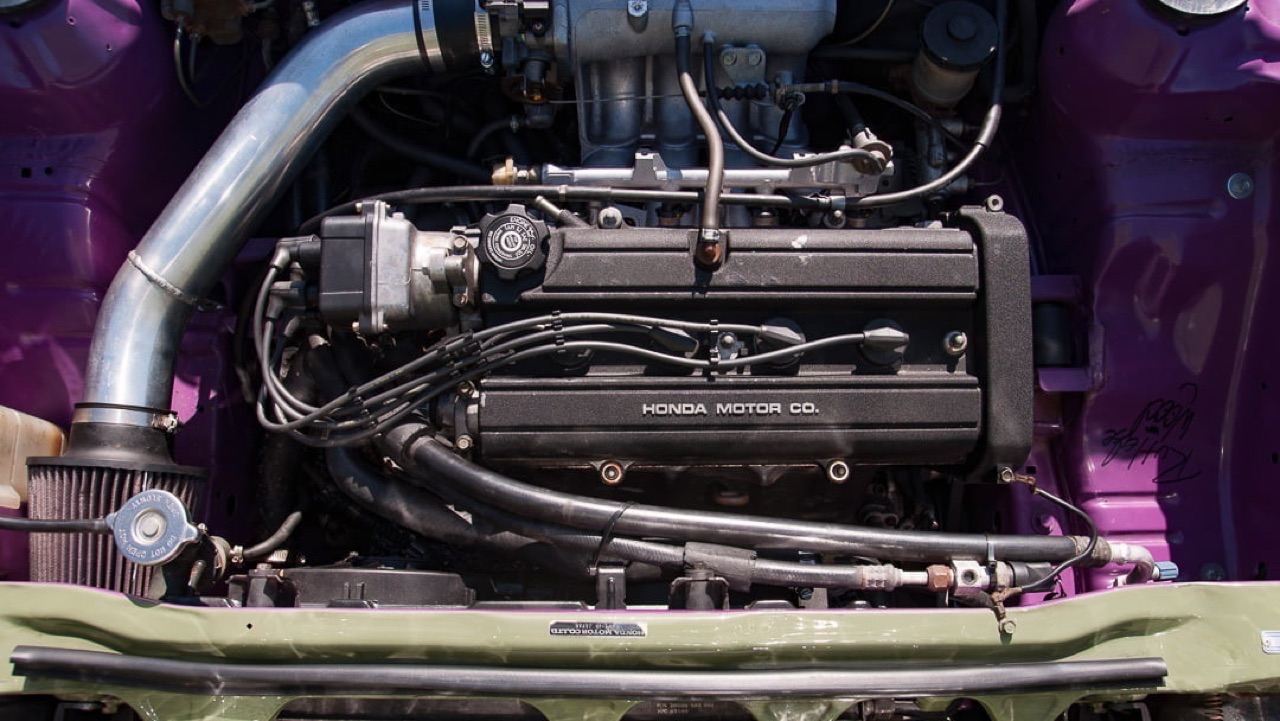 '83 Honda Civic Break - Vous avez dit originale ?! 8