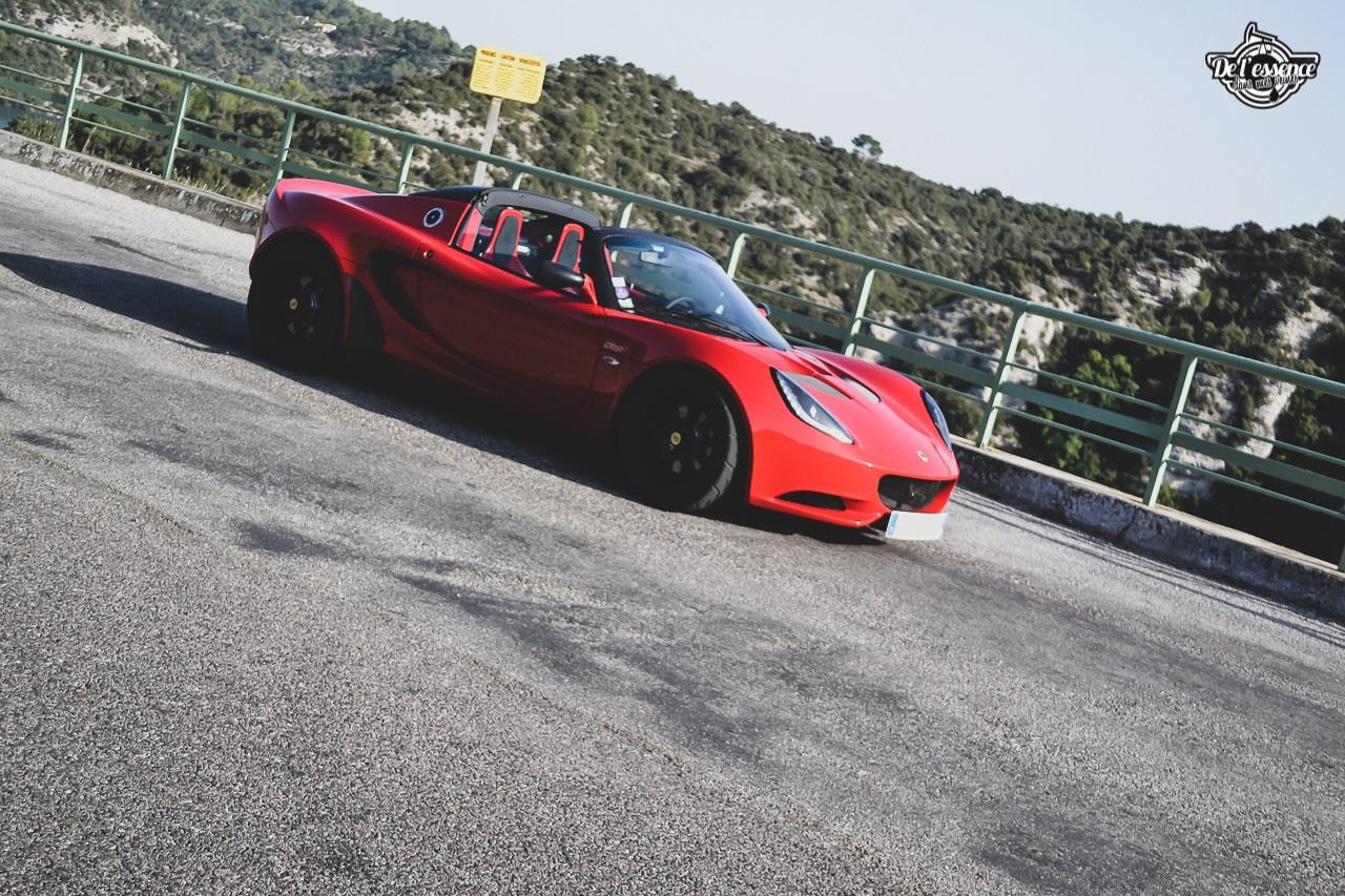 Lotus Elise CR... Club Racer 3