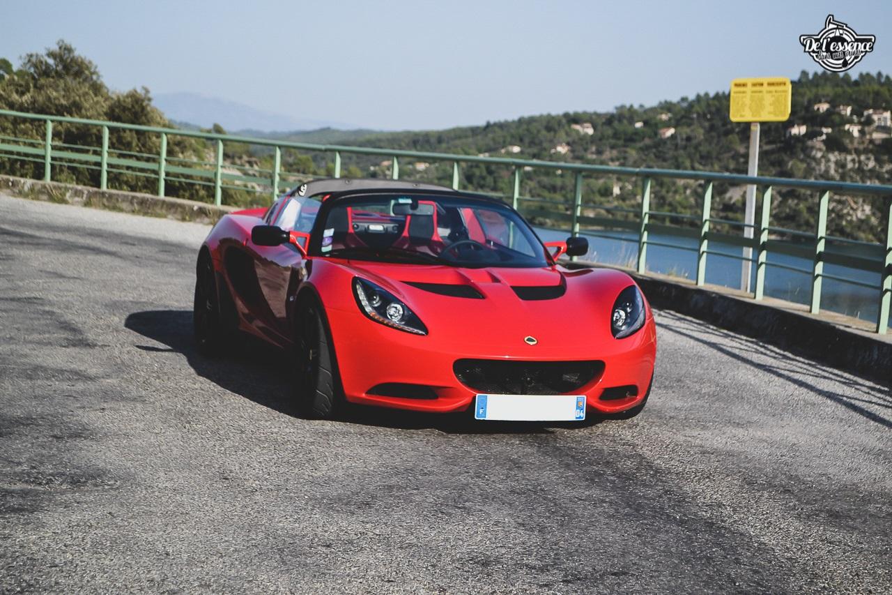 Lotus Elise CR... Club Racer 17