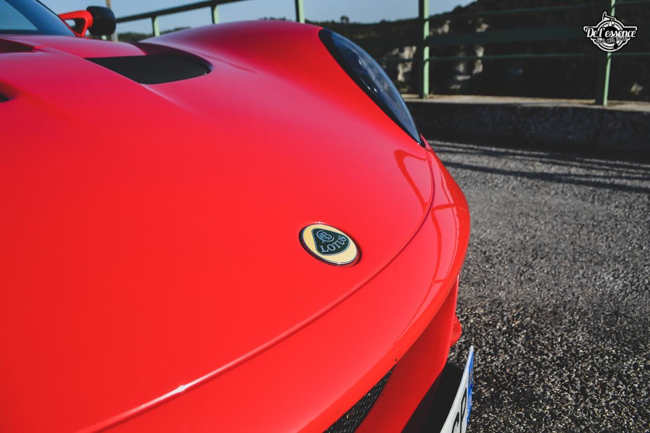 Lotus Elise CR... Club Racer 9