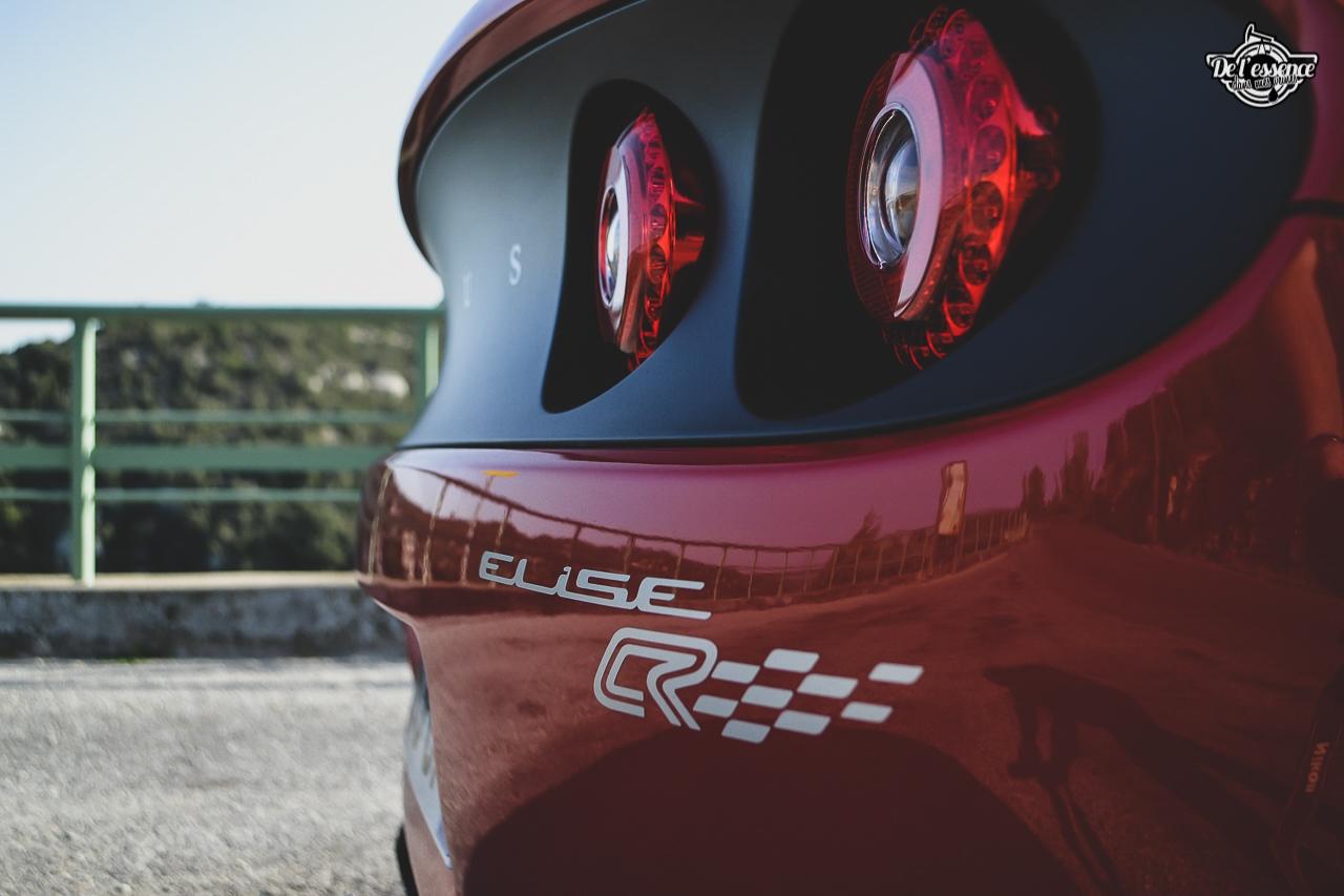 Lotus Elise CR... Club Racer 15