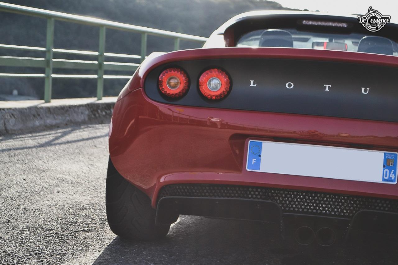 Lotus Elise CR... Club Racer 14