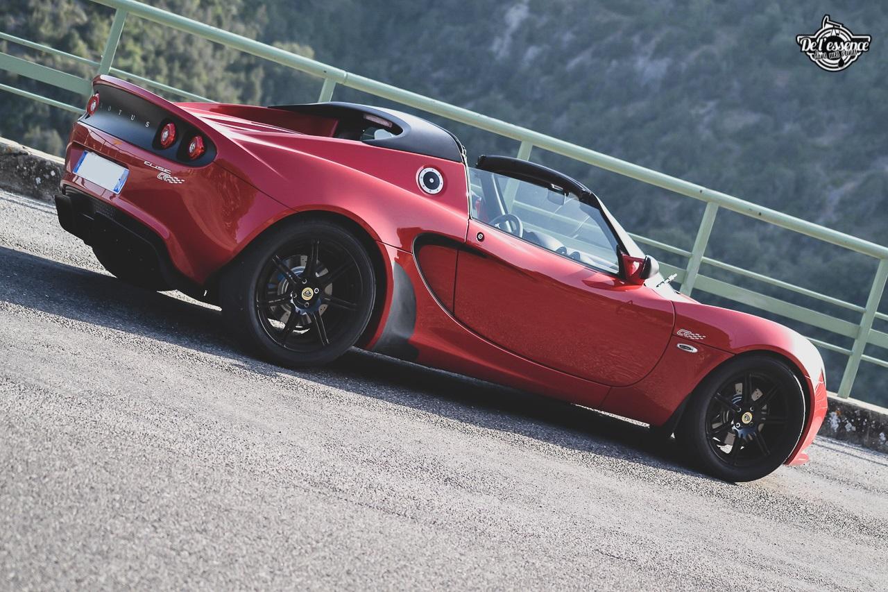 Lotus Elise CR... Club Racer 2