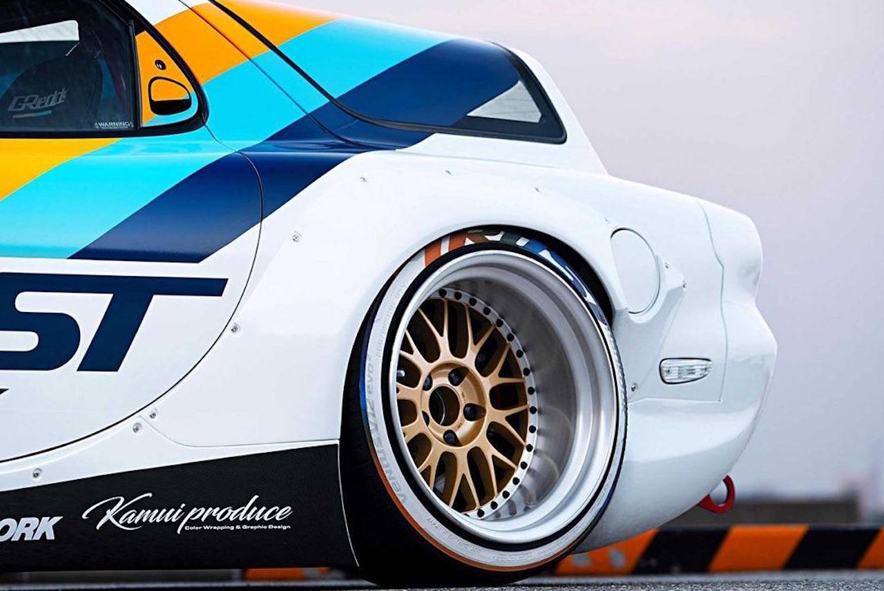 Mazda RX7 Shooting Brake Trust... Are you GReedy ?! 4