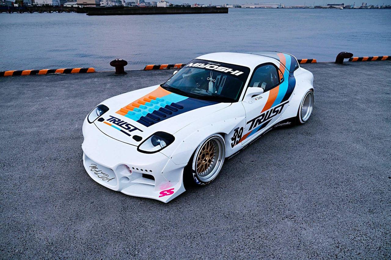 Mazda RX7 Shooting Brake Trust... Are you GReedy ?! 1