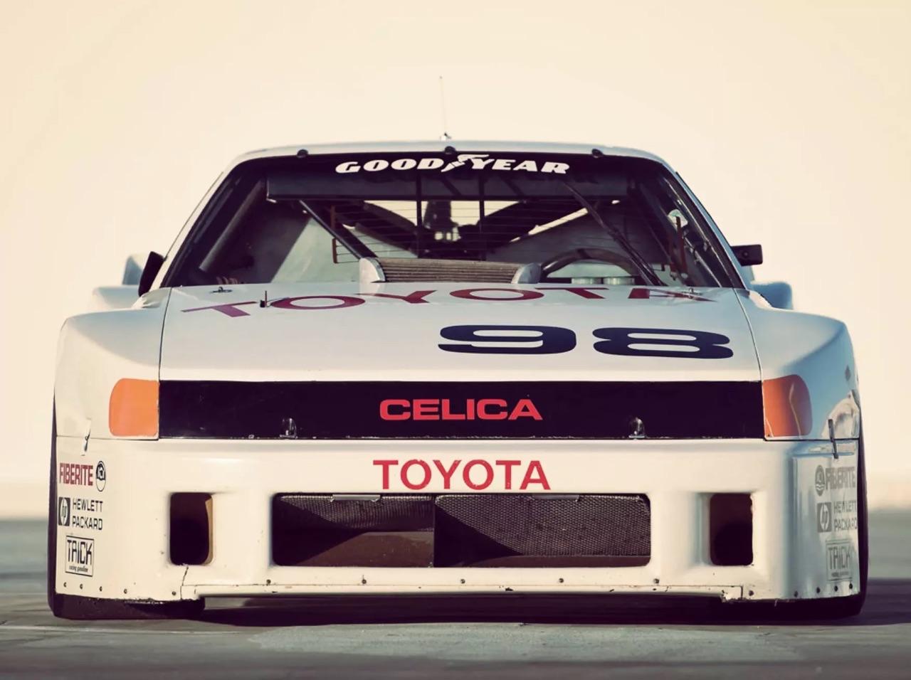 Toyota Celica Turbo IMSA GTO - 100% débridée ! 2