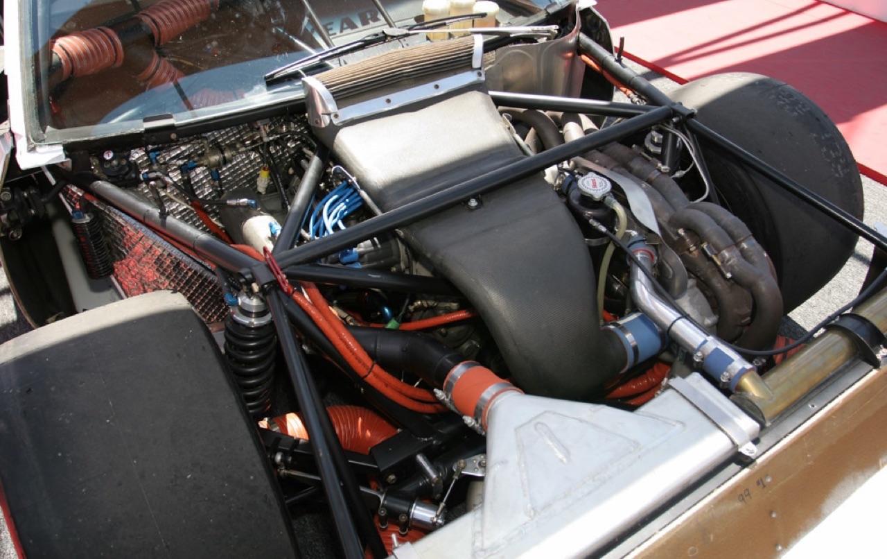 Toyota Celica Turbo IMSA GTO - 100% débridée ! 9