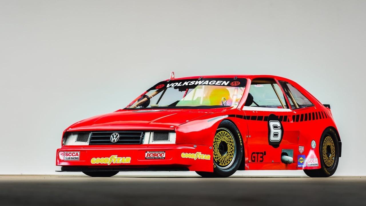 VW Corrado GT3 sauce NASCAR... 1