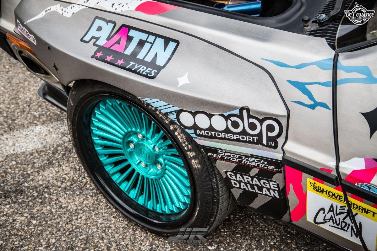 La Delorean DMC 12 V8 d'Alexandre Claudin - Appelez-la Outadrift ! 7