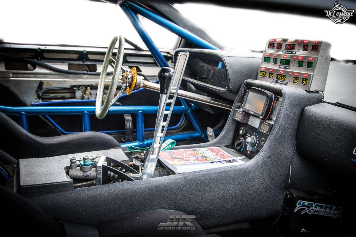 La Delorean DMC 12 V8 d'Alexandre Claudin - Appelez-la Outadrift ! 10