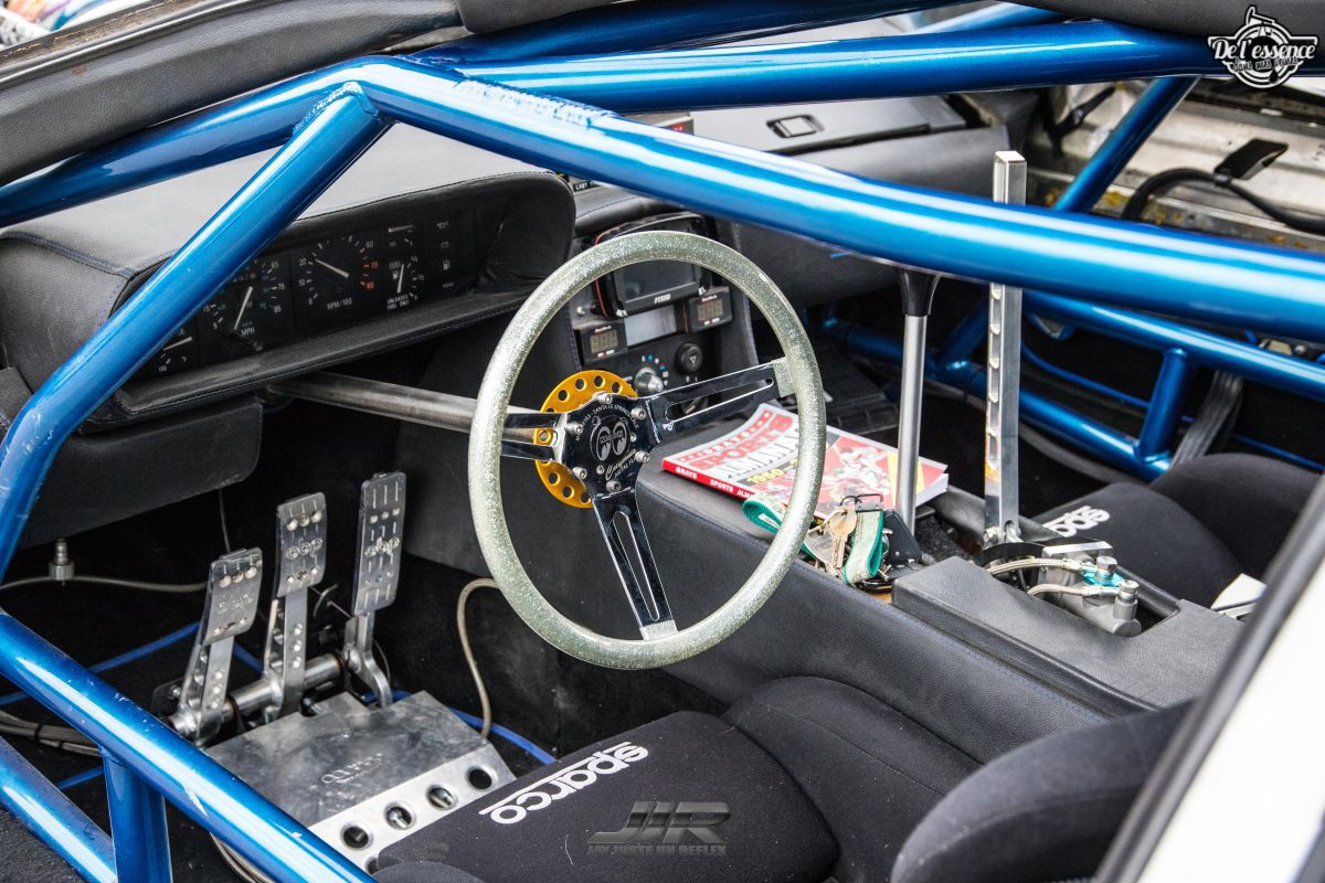 La Delorean DMC 12 V8 d'Alexandre Claudin - Appelez-la Outadrift ! 3