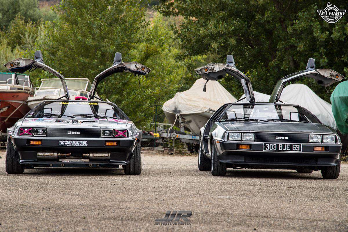 La Delorean DMC 12 V8 d'Alexandre Claudin - Appelez-la Outadrift ! 13