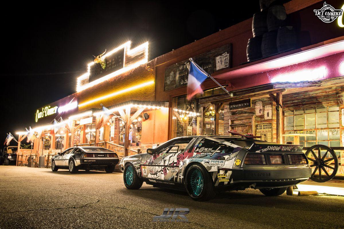 La Delorean DMC 12 V8 d'Alexandre Claudin - Appelez-la Outadrift ! 12