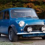 '62 Austin Mini Cooper Vtec... logique !
