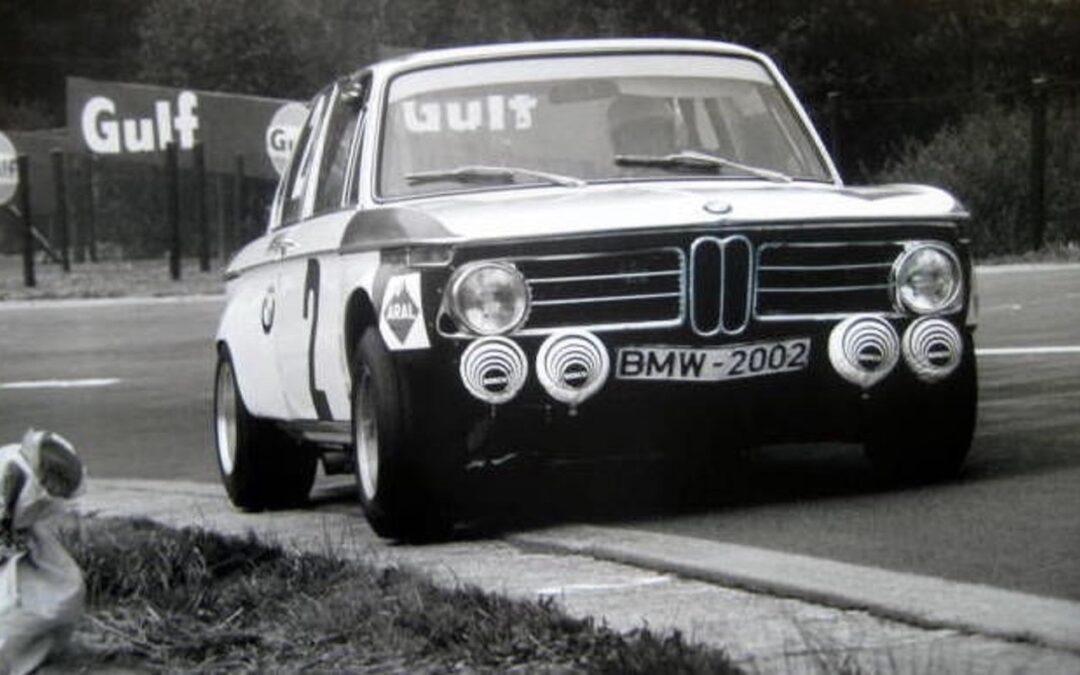 '69 BMW 2002 TiK… Quand l'escargot entre dans la course !